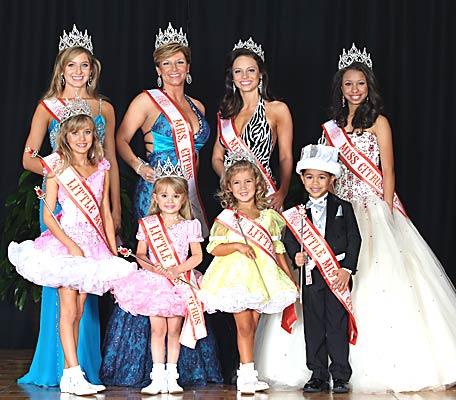 2007 Miss Citrus court